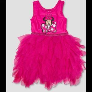 Toddler girl Minnie Mouse Tutu dress